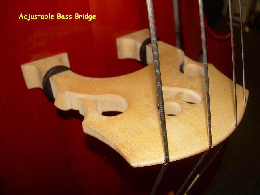 Adjustable Bass Bridge