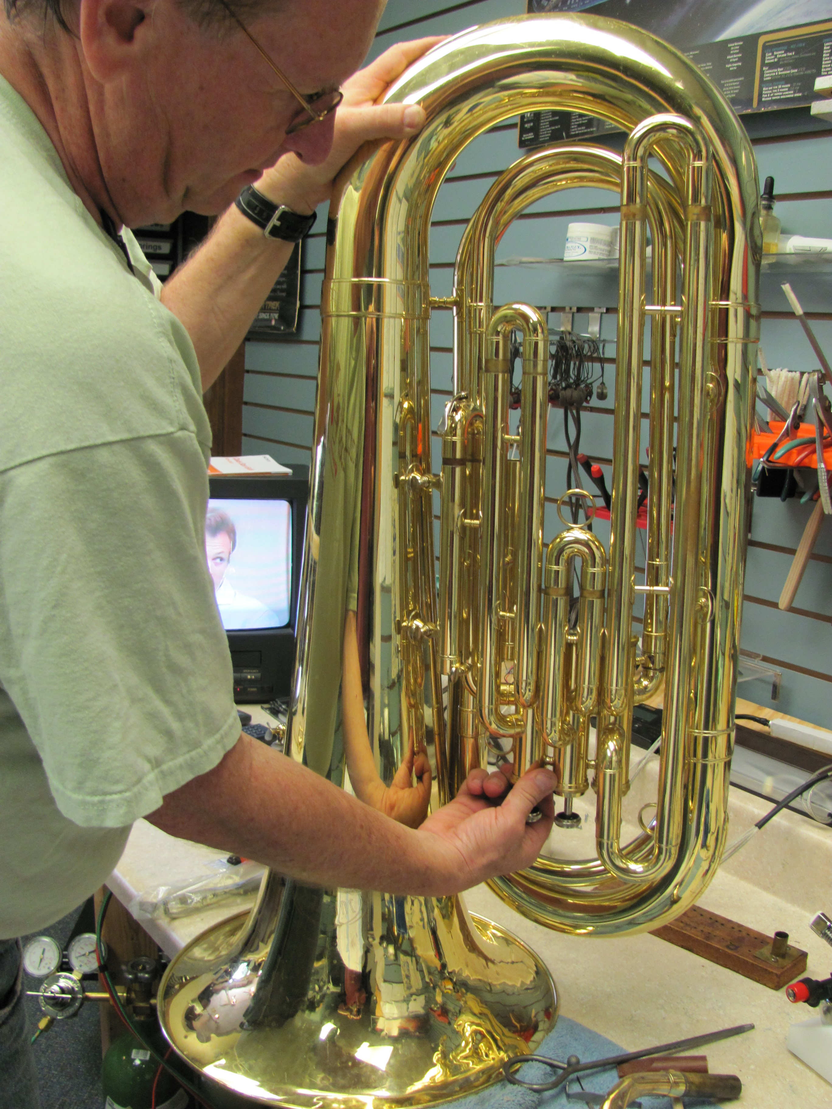 Band Instruments Repair