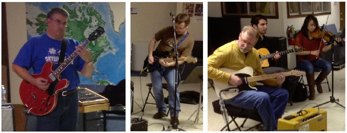 cgsmusic Blues Jam 2