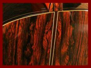 Classical Guitar Backstrip