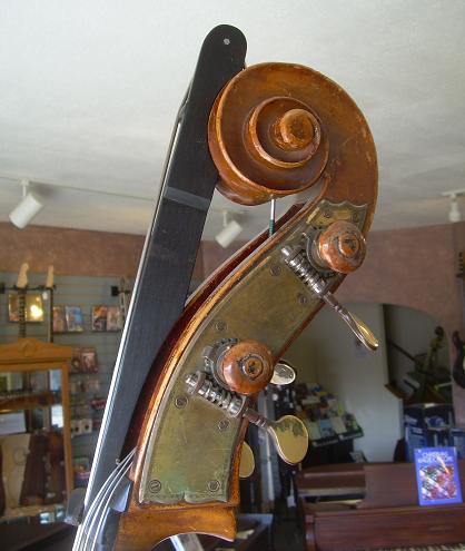 E String Bass Extension