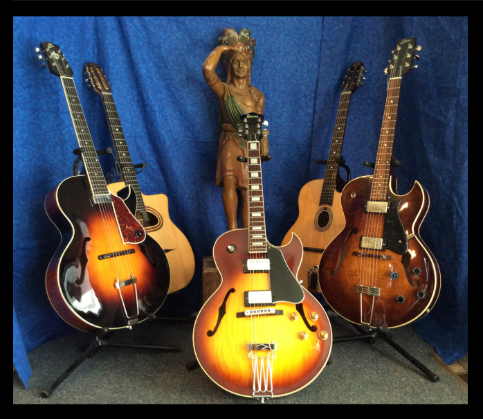 Archtops Guitars @ cgsmusic